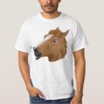 Horse Head Creepy Mask T-shirts