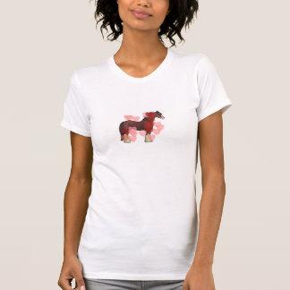 Horse Hearts Tee Shirts