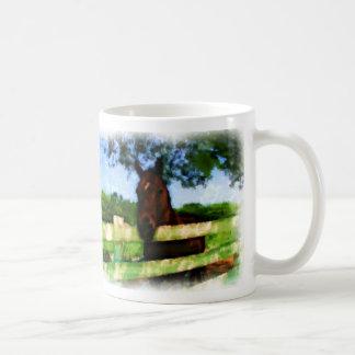 Horse Hello Coffee Mug