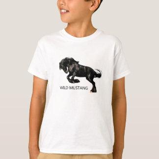 Horse image for Boy's-T-Shirt T-Shirt