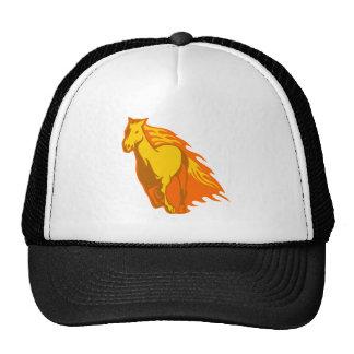 Horse in Flames Cap
