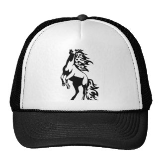 Horse in Flames Cap