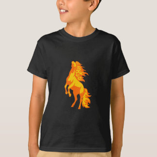 Horse in Flames T-Shirt