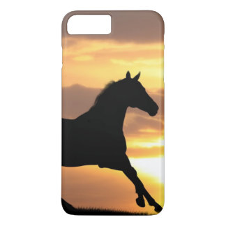 Horse In Sunset iPhone 8 Plus/7 Plus Case