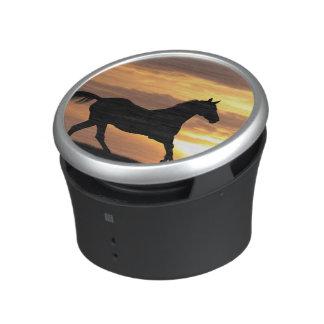 Horse In Sunset Speaker