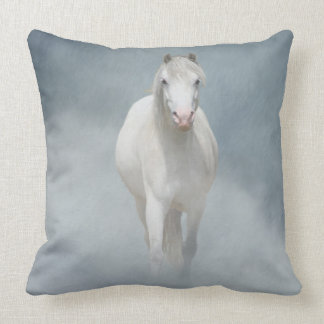Horse in the clouds cushion