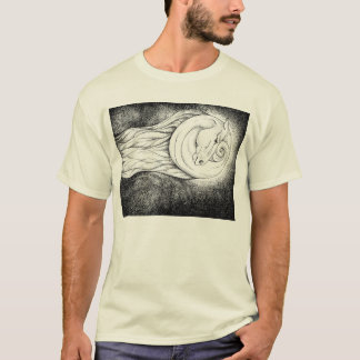 Horse in the Moon T-Shirt