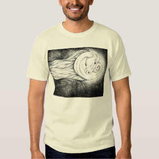 Horse in the Moon Tees