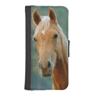Horse iPhone SE/5/5s Wallet Case
