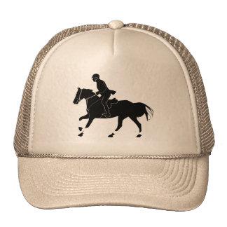 Horse jockey hat