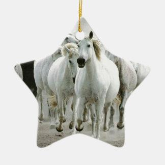 HORSE.jpg Christmas Ornament