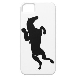 Horse Jump Barely There iPhone 5 Case