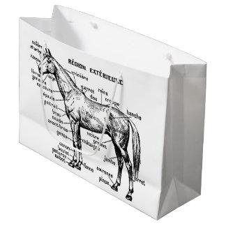 Horse Large Gift Bag
