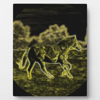 Horse (Light Horse) Plaque