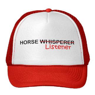 Horse Listener Cap