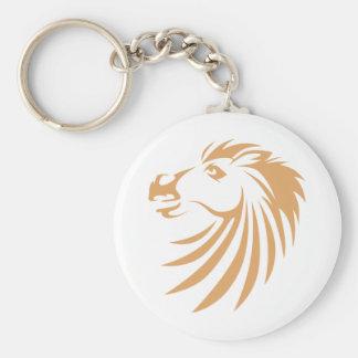 Horse Logos | Cool Custom Horse Logos Basic Round Button Key Ring