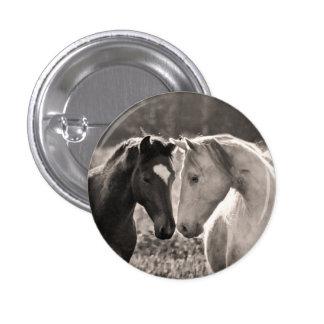Horse Love 3 Cm Round Badge