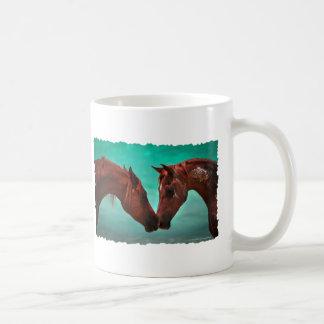 Horse Love Classic White Coffee Mug