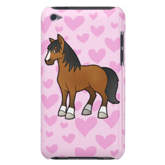 Horse Love iPod Touch Covers