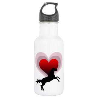 Horse Lover 532 Ml Water Bottle
