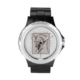 Horse Lover Wrist Watch