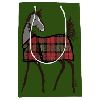Horse Lover Medium Gift Bag