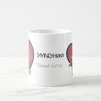 Horse Lover Classic White Coffee Mug