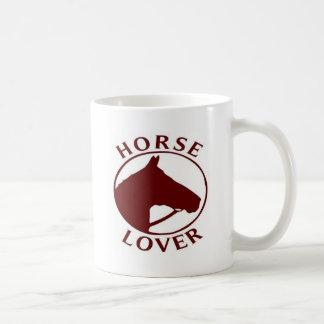 HORSE LOVER MUG