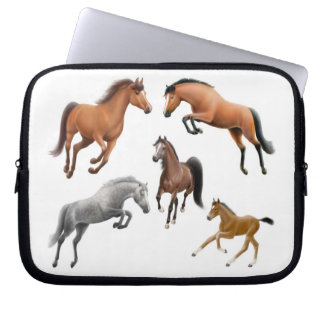 Horse Lovers Electronics Bag
