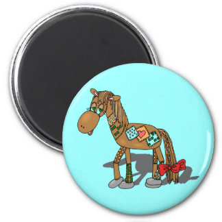 Horse Refrigerator Magnets