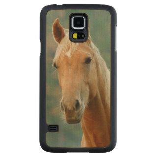 Horse Maple Galaxy S5 Slim Case