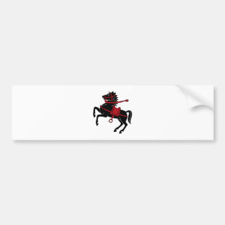Horse Medieval Times Destiny Gifts Bumper Stickers