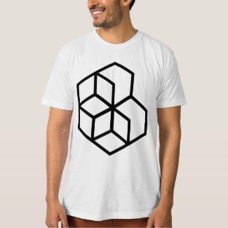 Horse (+) / Men's Super Soft Organic T-Shirt