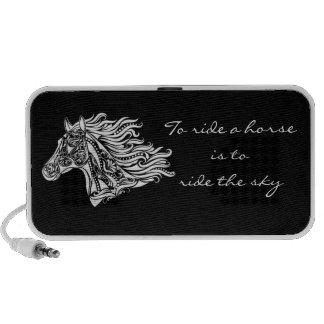 Horse Mini Speakers