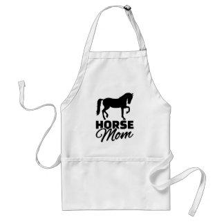 Horse mom standard apron