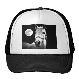 Horse & Moon Hats