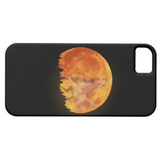 Horse Moon iPhone 5 Cases