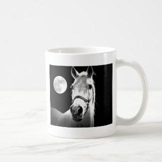 Horse & Moon Mug