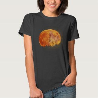 Horse Moon T Shirt