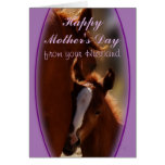 Horse Mother's Day from Husband- or any occasion