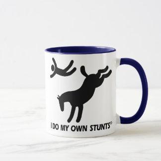 Horse My Own Stunts Mug