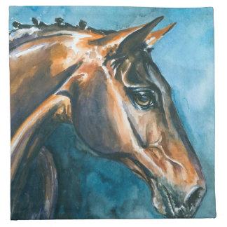 Horse Napkin