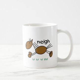 Horse Neigh Mug