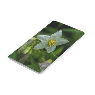 Horse Nettle Wildflower Floral Pocket Journal