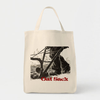 Horse Oat Sack Gift Gifts Plough Bags Totes Tote