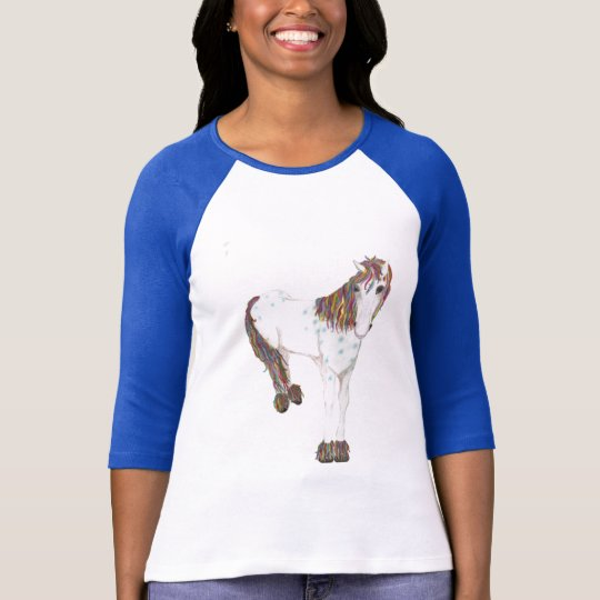 Horse of a different colour T-Shirt