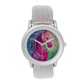 Horse Of Bright Colours Wristwatches