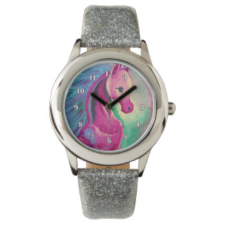 Horse Of Bright Colours Watch