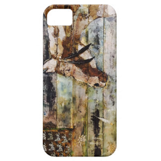Horse on pallets iphone case barely there iPhone 5 case