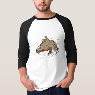 Horse Painting Tee Shirts